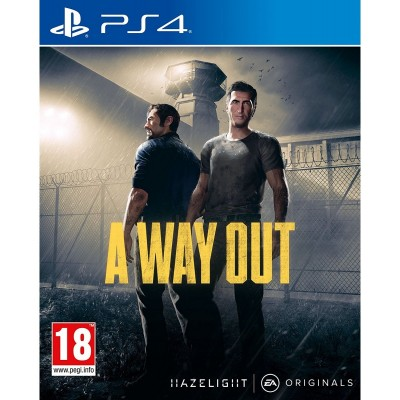 A Way Out [PS4, русские субтитры]