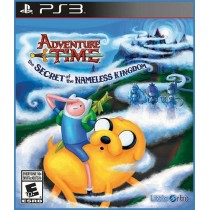 Adventure Time The Secret of the Nameless Kingdom [PS3]