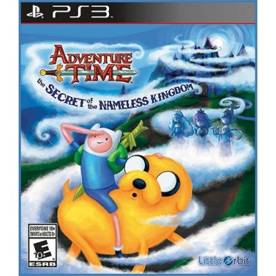 Adventure Time The Secret of the Nameless Kingdom [PS3, английская версия]
