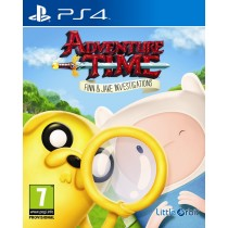 Adventure Time Finn and Jake Investigations [PS4]