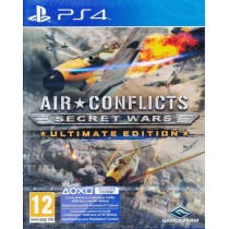 Air Conflict Secret War [PS4]