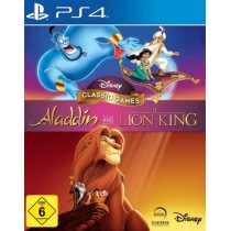 Aladdin and Lion King [PS4]