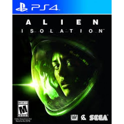 Alien Isolation [PS4, русская версия]