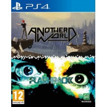 Another World - 20th Anniversary Edition & Flashback [PS4]