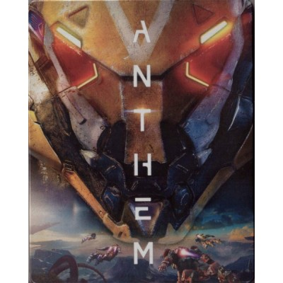 Anthem - Steelbook Edition [PS4, русская версия]