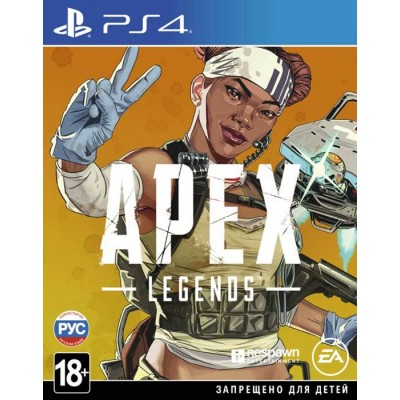 Apex Legends - Lifeline Edition [PS4, русская версия]
