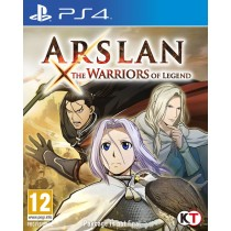 Arslan The Warriors of Legends [PS4]