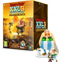 Asterix and Obelix XXL 3 The Crystal Menhir - Коллекционное издание [PS4]