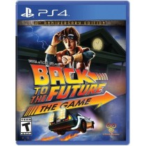 Back to the Future: the Game [PS4]