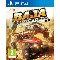 Baja Edge of Control HD [PS4]