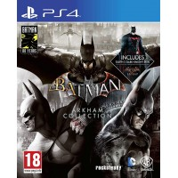 Batman Arkham Collection [PS4]