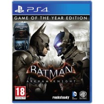 Batman Рыцарь Аркхема (Arkham Knight) - Game of the Year Edition [PS4]