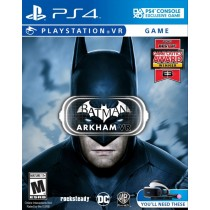 Batman Arkham [PS4 VR]