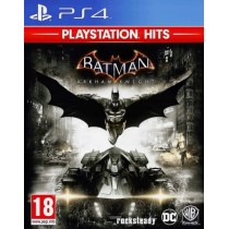 Batman - Рыцарь Аркхема (Playstation Hits) [PS4]