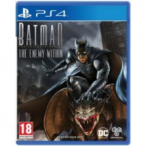 Batman The Enemy Within - The Telltale Series [PS4]