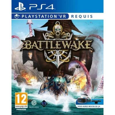 Battlewake (только для VR) [PS4, английская версия]