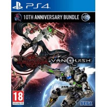 Bayonetta and Vanquish 10th Anniversary Bundle [PS4]