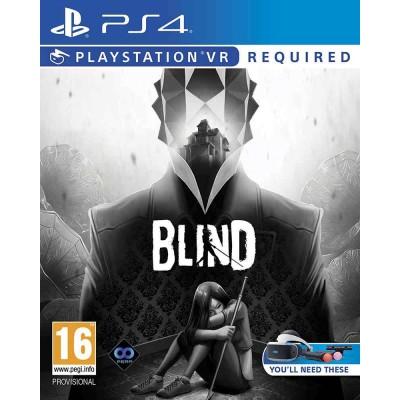 Blind (только для VR) [PS4, английская версия]