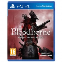 Bloodborne: Порождение крови - Game of the Year Edition [PS4]