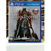 Bloodborne [PS4]