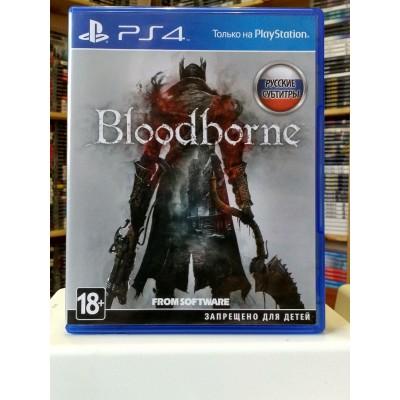 Bloodborne [PS4, русские субтитры]