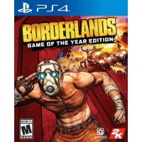 Borderlands - Game of the year Edition [PS4]