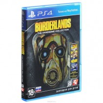 Borderlands The Handsome Collection [PS4]