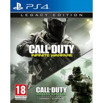 Call of Duty Infinite Warfare - Legacy Edition [PS4, английская версия]