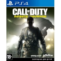 Call of Duty Infinite Warfare [PS4, русская версия]