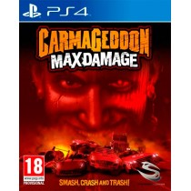 Carmageddon Max Damage 3D [PS4]