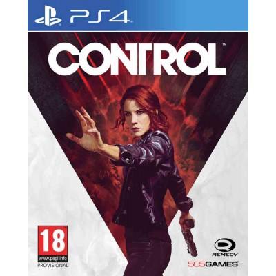Control [PS4, русская версия]