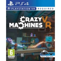 Crazy Machines VR [PS4]
