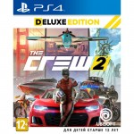 The Crew 2 Deluxe Edition [PS4, русская версия]