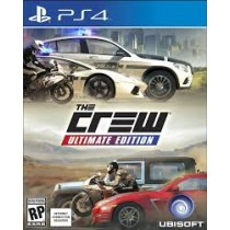 The Crew - Ultimate Edition [PS4]