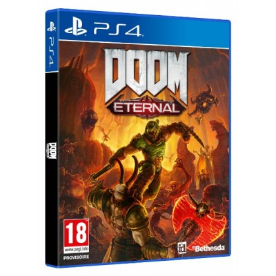 DOOM Eternal [PS4, русская версия]