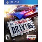 Dangerous Driving [PS4]