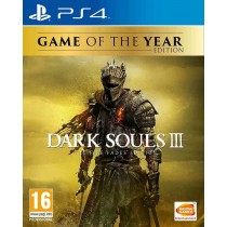 Dark Souls III - The Fire Fades Edition [PS4]