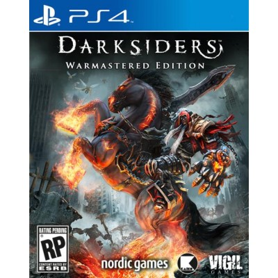 Darksiders - Warmastered Edition [PS4, русские субтитры]