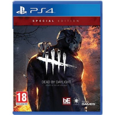 Dead by Daylight - Special Edition [PS4, английская версия]