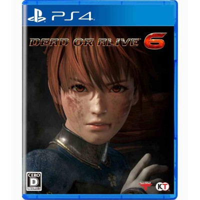 Dead or Alive 6 [PS4, русские субтитры]
