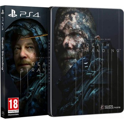 Death Stranding - Special Edition [PS4, русская версия]
