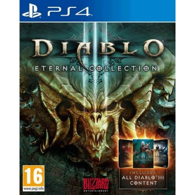 Diablo 3 Eternal Collection [PS4, русская версия]