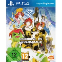 Digimon Story Cyber Sleuth [PS4]