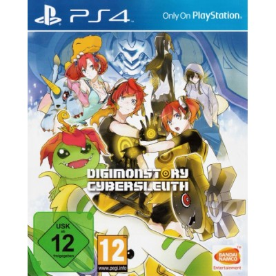 Digimon Story Cyber Sleuth [PS4, английская версия]