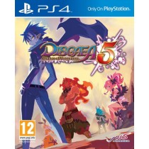 Disgaea 5: Alliance of Vengeance - Launch Edition [PS4, английская версия]