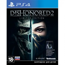Dishonored 2 Limited Edition [PS4]