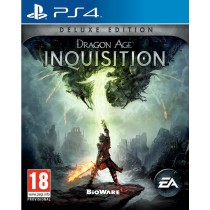 Dragon Age Инквизиция Deluxe Edition [PS4]
