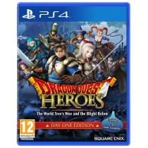 Dragon Quest Heroes The World Trees Woe and the Blight Below [PS4]