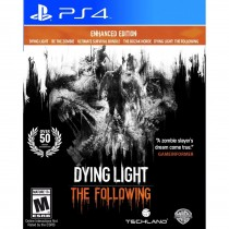 Dying Light The Following - Enhanced Edition [PS4]