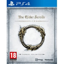 Elder Scrolls Online: Tamriel Unlimited [PS4]